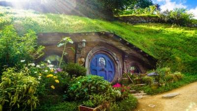 Habiter dans une mini maison végétale pour se rapprocher de la nature