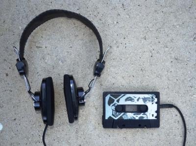 Upcycler une cassette audio en lecteur MP3