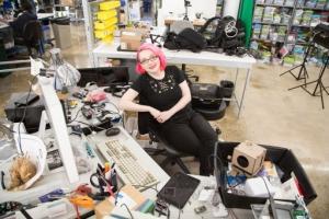 L'histoire de Ladyada, fondatrice d'une entreprise collaborative